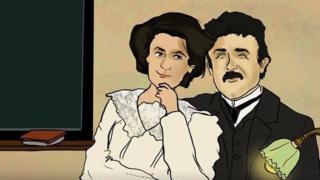 ملیوا آئن سٹائن ایک بہترین ماہرِ طبیعیات تھیں لیکن تاریخ دانوں کا خیال ہے کہ البرٹ آئن سٹائن سے شادی کے بعد ان کے اپنے کارناموں کا زیادہ ذکر نہیں ہوتا۔