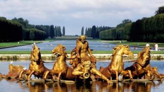 Фонтан Аполлона, Версаль