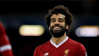 Salah yabaye umukinyi mwiza wa EPL n'uwatsinze ibitego vyinshi yongera ashikana Liverpool mu rukino rwa nyuma rw'igikombe c'imigwi yabaye iya mbere iwabo.