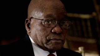 La médiatrice de la République a contraint Jacob Zuma (photo) au remboursement d'une somme d'argent illégalement reçue du Trésor public.