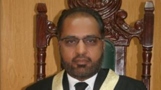 इस्लामाबाद हाईकोर्ट के वरिष्ठ जज, जस्टिस शौकत अज़ीज़ सिद्दीक़ी