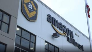 Amazon fulfilment centre (generic)