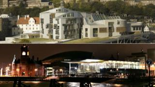 Scottish Parliament and Welsh Assembly