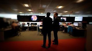英國監聽部門英國政府通訊總部(GCHQ)