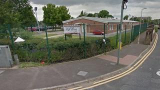 New Park School in Eccles
