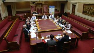 Stormont Education Committee