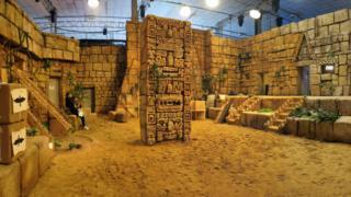 The Aztec zone