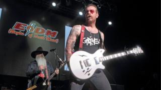 Eagles of Death Metal frontman Jesse Hughes
