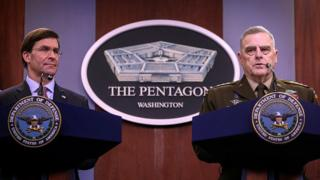 د وسلوالو ځواکونو لوی درستیزوال جنرال مایک میلي هم په دې خبري ناسته کې هغه ادعاوې رد کړې چې ګواکې په افغانستان کې د امریکایي پوځیانو د سر قربانۍ بېځایه وې: