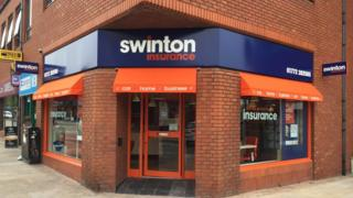 Swinton branch