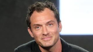Jude Law to play young Dumbledore in Fantastic Beasts sequel - BBC ...