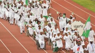 Ndị na anọchite Naịjirịa na asọmpị 'African Games' nke 2019