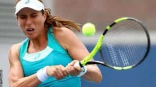 La prochaine cible de Konta c'est le Championnat WTA de fin de saison à Singapour.