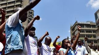 Ndị ngagharịiwe na mba Kenya