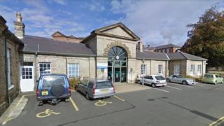 County Hospital, Louth