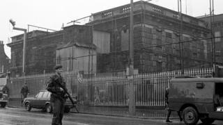 UDA escape attempt in 1981