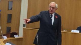 Councillor Brian Cutts