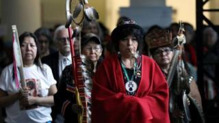 Kanada yerli kadınlar için eylem