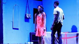Pipo dey act Romeo and Juliet