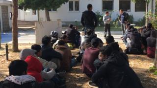 избеглице у Обреновцу