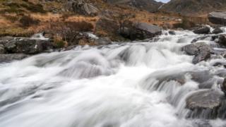 Cwm Idwal, Ogwen Valley, Gwynedd