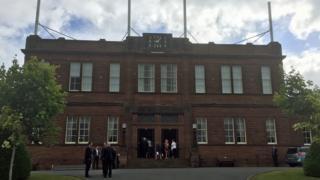 Easterbrook Hall