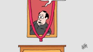 राजीव गांधी कार्टून