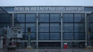 Aeropuerto BER de Berlín