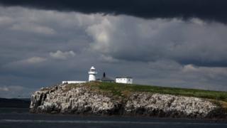 Longstone Lighthouse on Inner Farne, Farne Islands