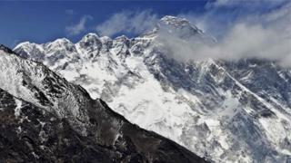 Вершина Эвереста