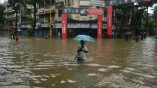 मुंबई, बारिश, आफत की बारिश