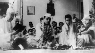 ఫిరోజ్ గాంధీ, ఇందిరా గాంధీ