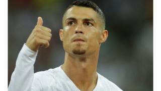 Cristiano Ronaldo aguzwe na Juventus imiliyoni 112 euros