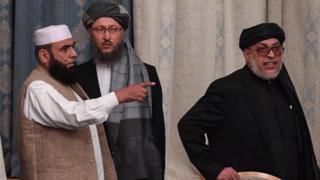 مذاکرات صلح افغانستان