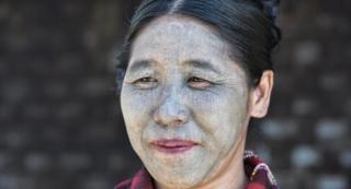 Pam Hung yang berasal dari suku Uppriu