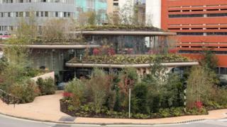 Maggie's Centre in Leeds
