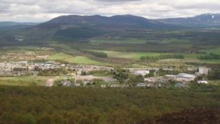 An Camas Mor (picture courtesy of Cairngorms National Park Authority)