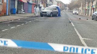 'Armed' man shot in Hull aspect street by police thumbnail