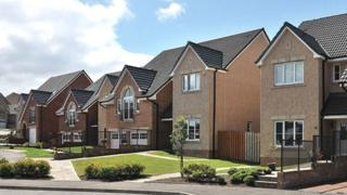 Stewart Milne Group homes