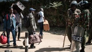 KENYA STUDENTS BBC PIDGIN