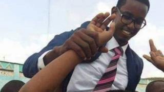 Waziri Abbas alipigwa risasi kimakosa na mlinzi wa mkaguzi wa hesabu nchini Somalia