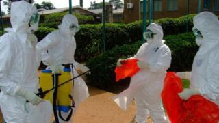 Des mesures contre Ebola en Ouganda