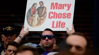 anti-abortion activist in Philadelphia