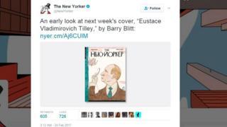 Твиттер The New Yorker