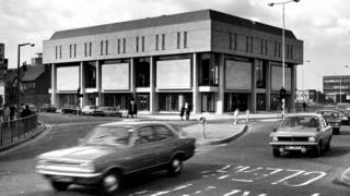 Slough Library 1974
