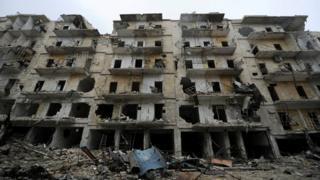 حلب في 2016