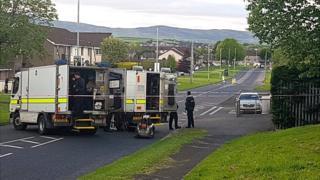 Derry alert