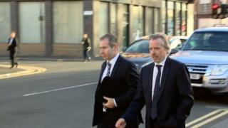 Craig Whyte (right)