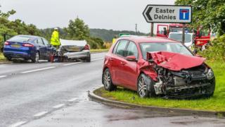Nairn crash
