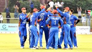 تیم کریکت افغانستان